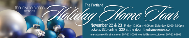 The Portland Holiday Home Tour