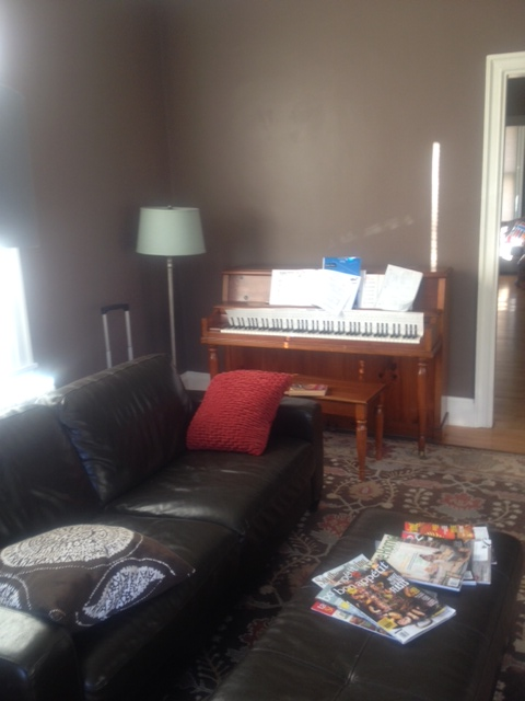 Piano before photo