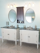 photo of bathroom vanities