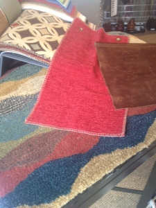 Lee Chair fabric option 2