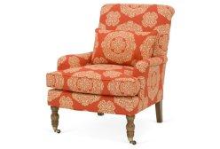 photo of Abigail Medallion chair