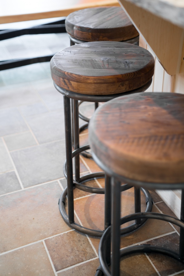 photo of barstools