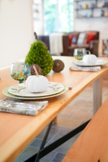 photo of table and place setting