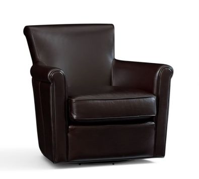 photo of Irving leather chair